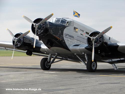 Ju-52 D-AQUI