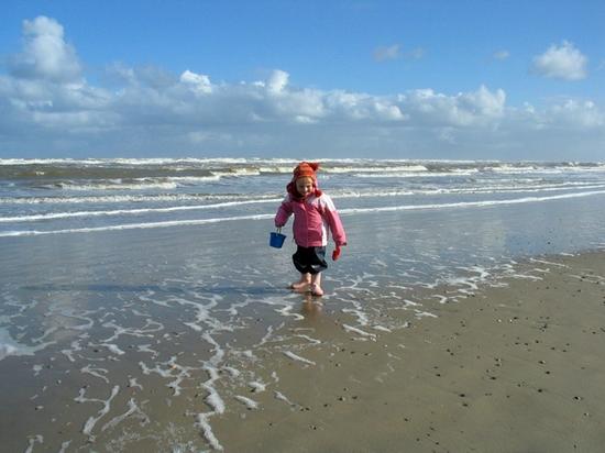 Strand Langeoog, Foto: Knake